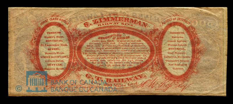 United States of America, D. Silvernail, no denomination : 1895