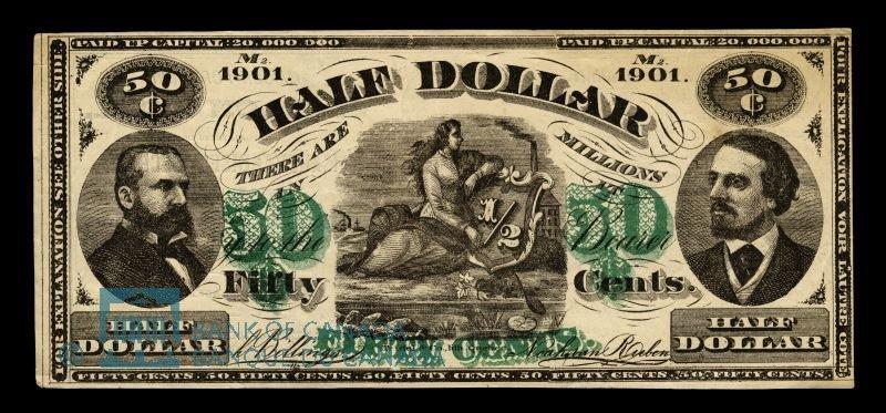 Canada, A. Pilon & Co., 50 cents : 1915