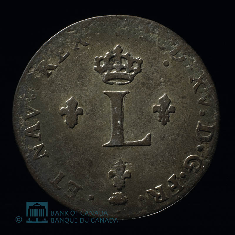 France, Louis XV, 2 sous : 1764