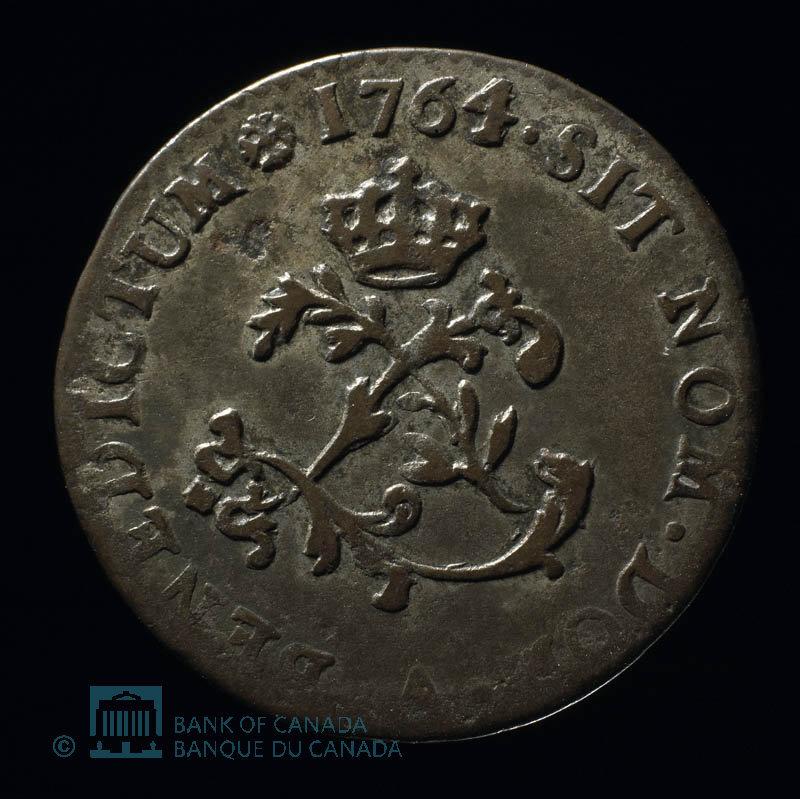 France, Louis XV, 2 sous : 1764