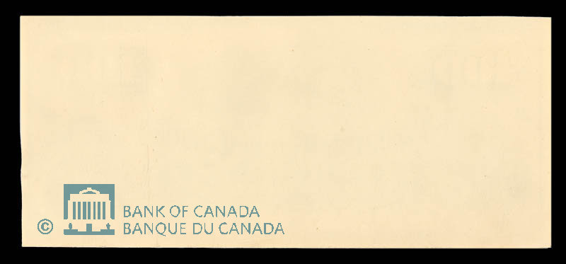 Canada, Exchange Bank of Canada, 100 dollars : January 2, 1873