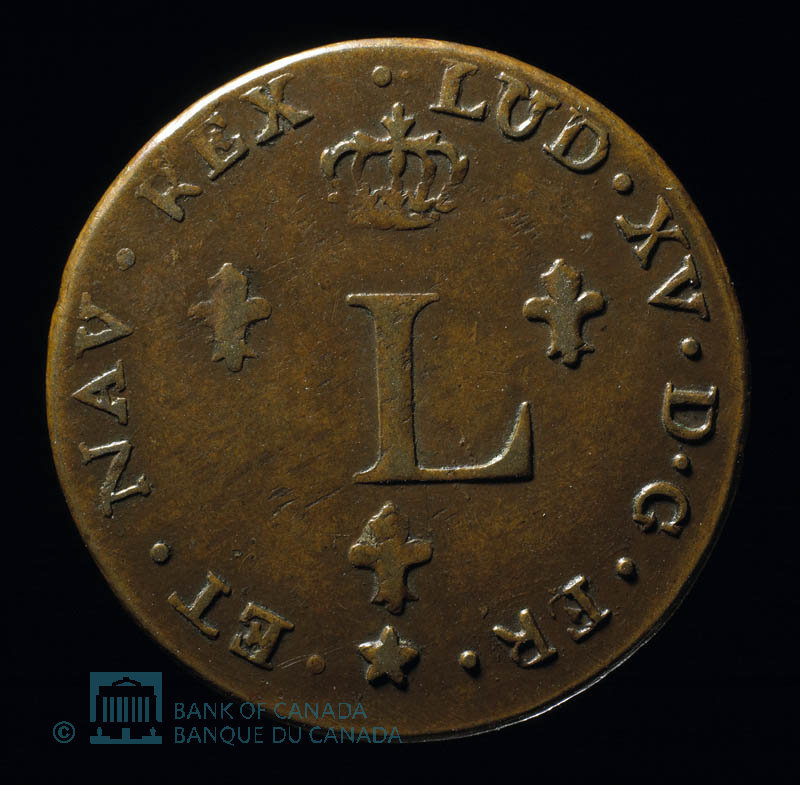 France, Louis XV, 2 sous : 1751