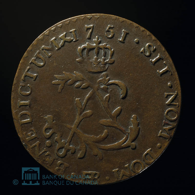 France, Louis XV, 2 sous : 1751