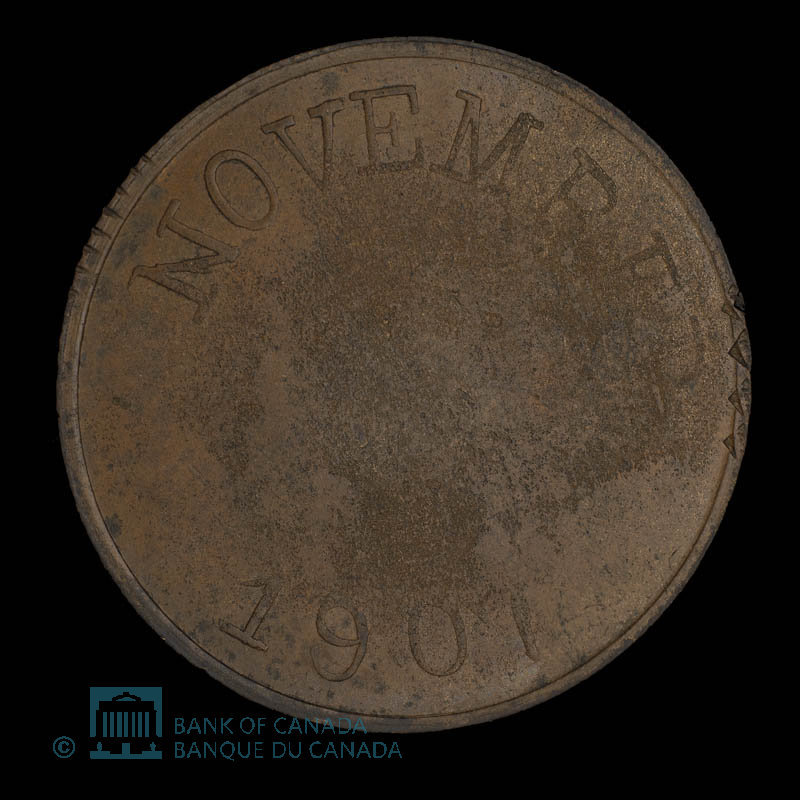 Canada, Royal Mint, 50 cents : November 1907