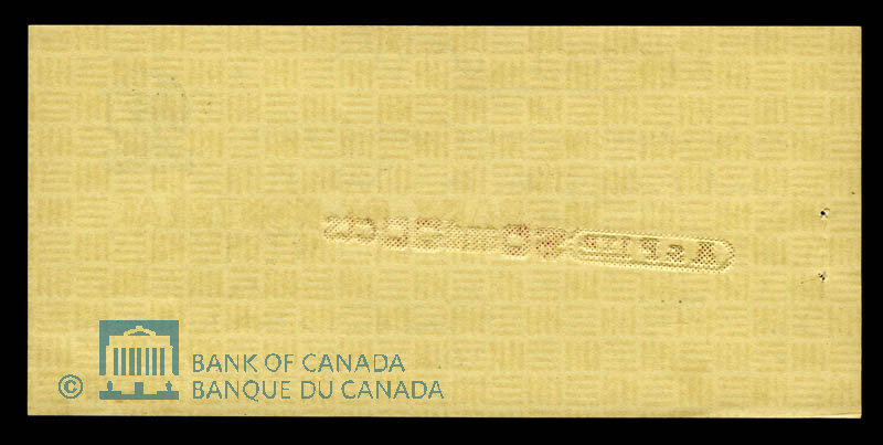 Canada, The Great Atlantic & Pacific Tea Co., Ltd. (A & P), no denomination : 1946