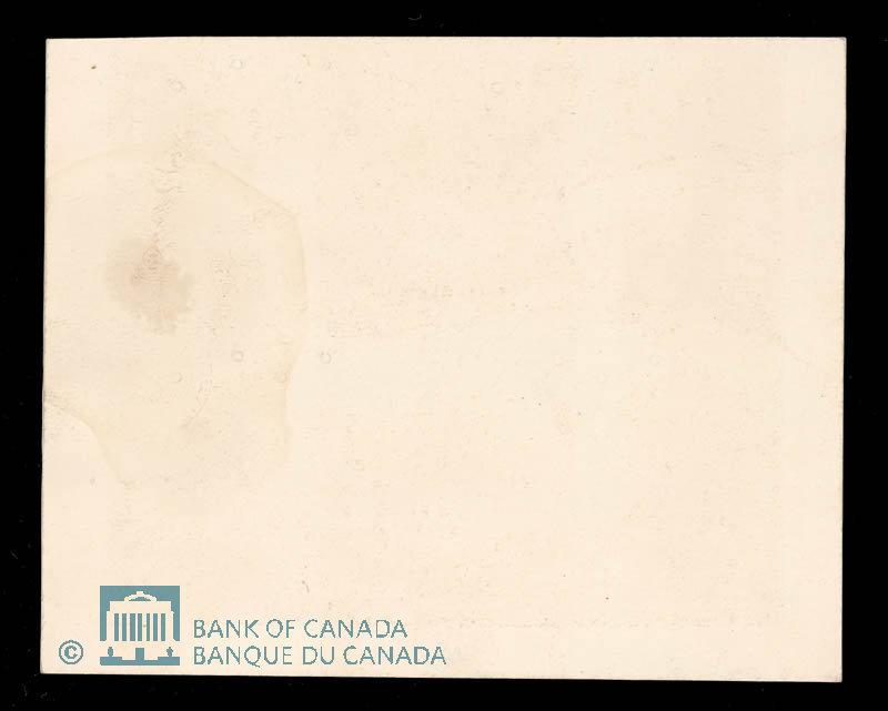 Canada, Banque Jacques-Cartier, 5 piastres : June 1, 1886