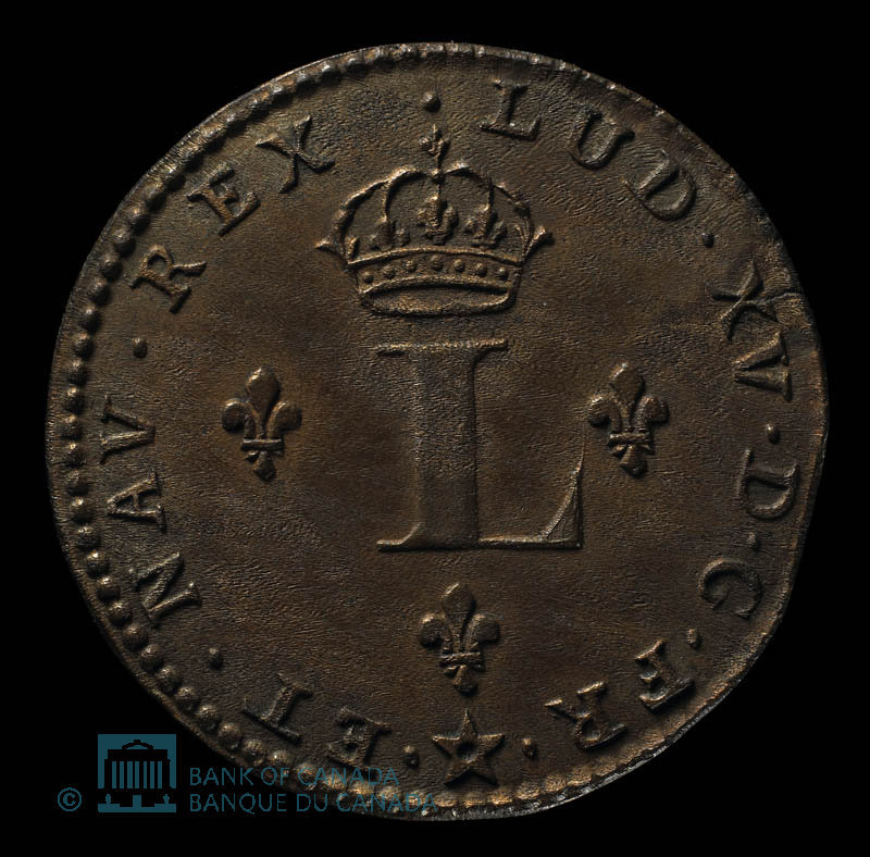France, Louis XV, 2 sous : 1742