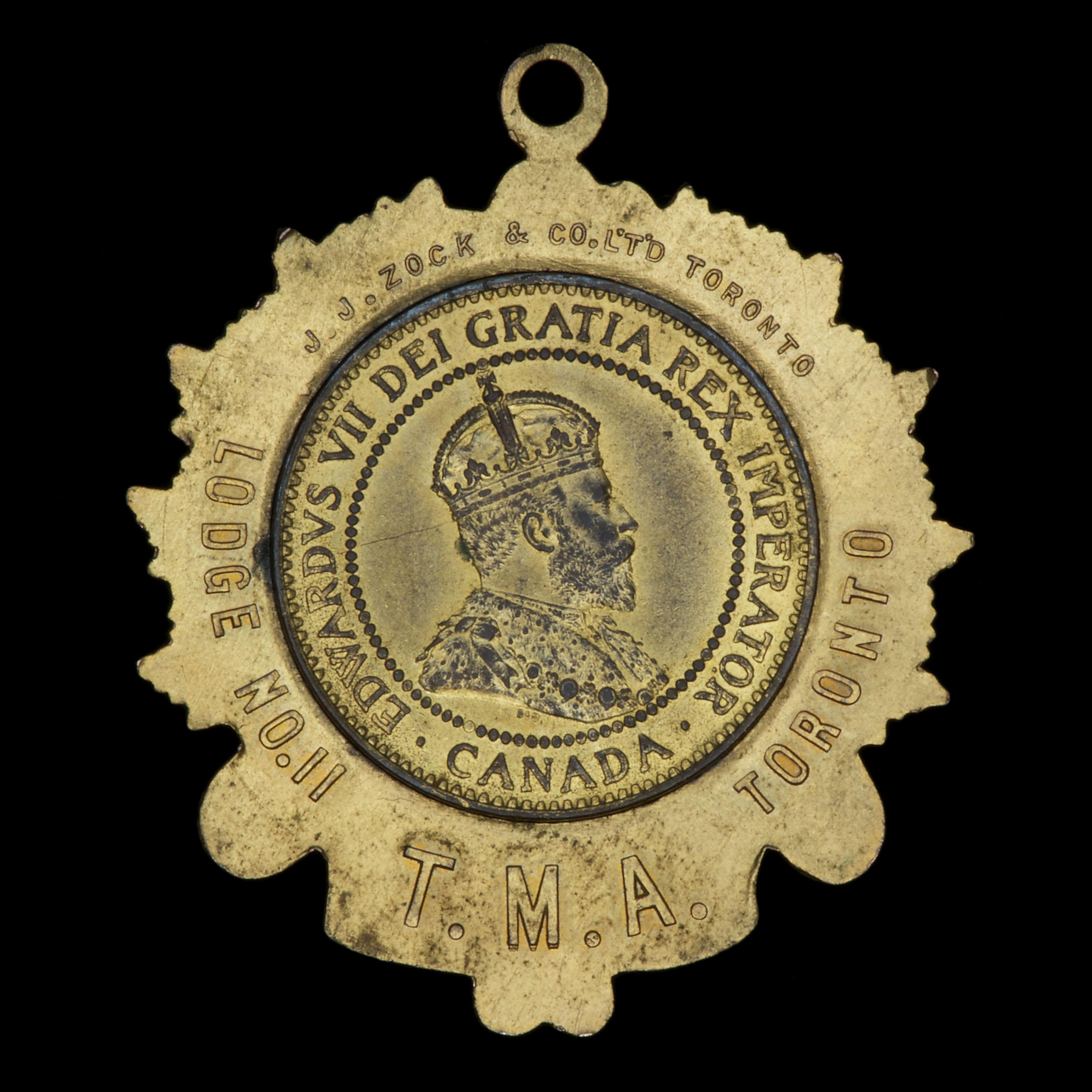 Canada, 1 cent : 1908