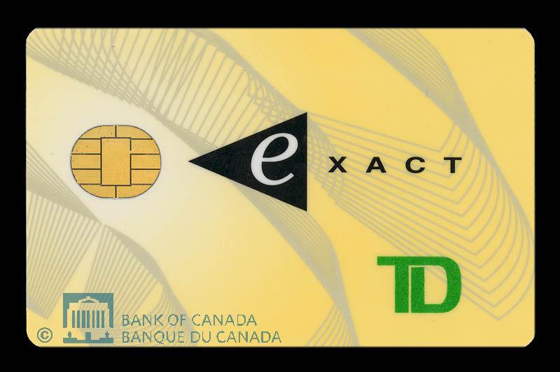 Canada, TD Bank, no denomination : 1997