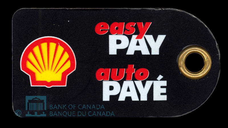 Canada, Shell Oil Company of Canada Limited, no denomination :
