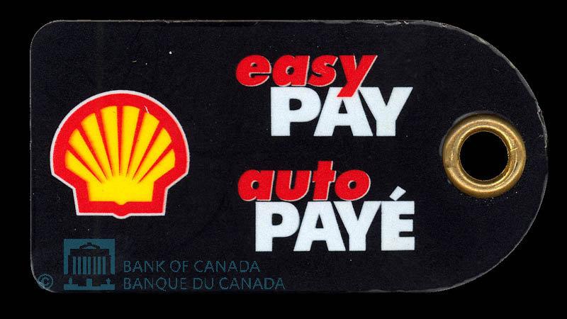 Canada, Shell Oil Company of Canada Limited, no denomination :