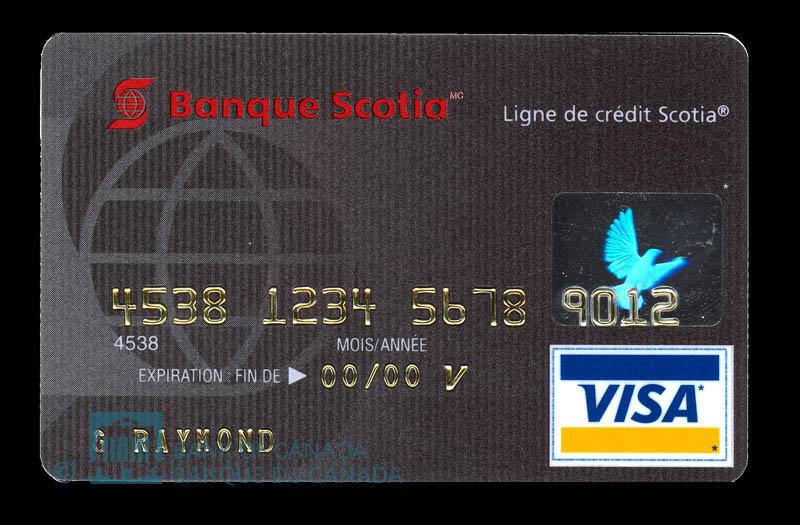 Canada, Bank of Nova Scotia, no denomination : July 2002