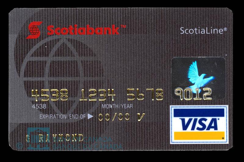 Canada, Bank of Nova Scotia, no denomination : June 2002