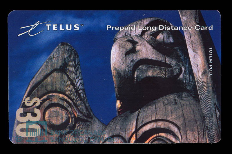 Canada, Telus Communications Inc., 30 dollars : 2003