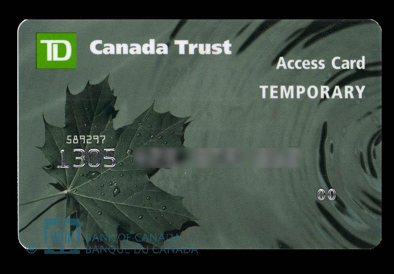 Canada, Toronto-Dominion Bank : October 2002