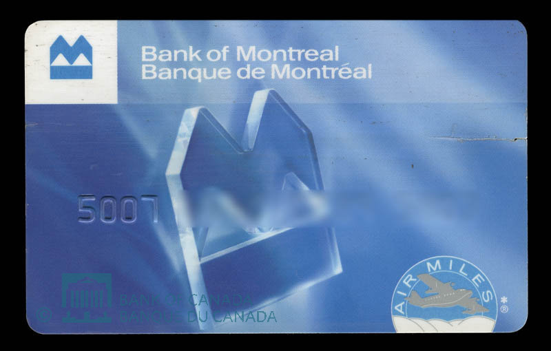 Canada, Bank of Montreal : 2005