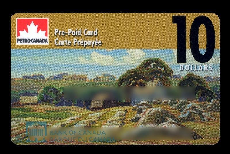 Canada, Petro-Canada, 10 dollars : July 5, 2004