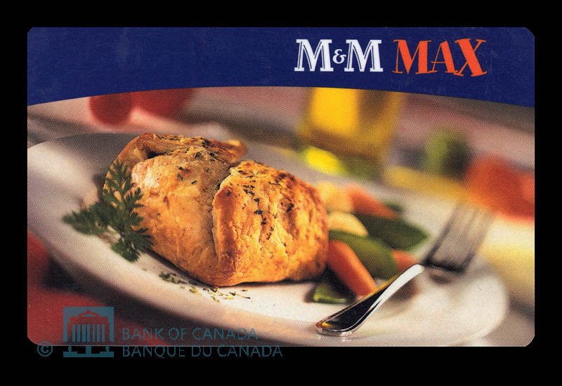 Canada, M & M Meat Shops : 2004