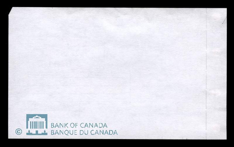 Canada, Visa Canada, no denomination :