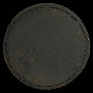 Canada, Peter McCausland, 1 penny : 1830
