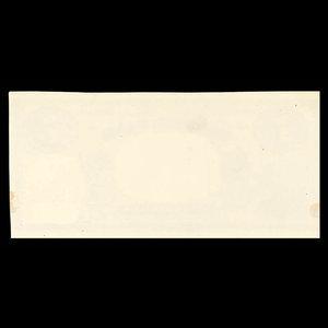 Canada, Molsons Bank, 7 dollars : November 1, 1871