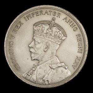 Canada, George V, 1 dollar : 1935