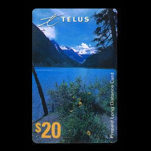 Canada, Telus Communications Inc., 20 dollars : 2003