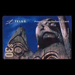 Canada, Telus Communications Inc., 30 dollars : 2003