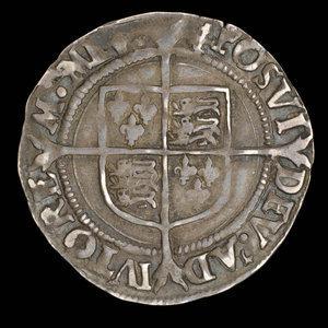 England, Elizabeth I, 1 groat : 1561