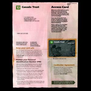 Canada, Toronto-Dominion Bank : July 2001