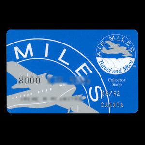 Canada, Air Miles : October 1992