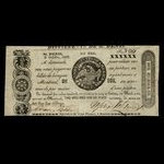 Canada, Wfd. Nelson & Co., 60 sous <br /> October 9, 1837