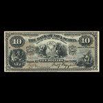 Canada, Bank of Nova Scotia, 10 dollars <br /> January 2, 1903