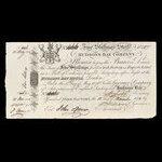 Canada, Hudson's Bay Company, 5 shillings <br /> 1820