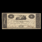 Canada, Bank of Upper Canada (Kingston), 2 dollars <br /> January 1, 1820