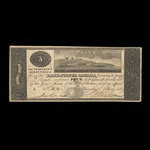 Canada, Bank of Upper Canada (Kingston), 5 dollars <br /> May 1, 1819