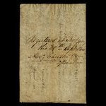 Canada, Hudson's Bay Company, 5 shillings <br /> 1840