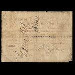 Canada, Hudson's Bay Company, 5 shillings <br /> 1850