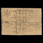 Canada, Hudson's Bay Company, 1 pound <br /> 1837