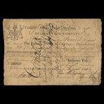 Canada, Hudson's Bay Company, 1 pound <br /> 1840