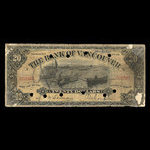 Canada, Bank of Vancouver, 20 dollars <br /> May 2, 1910