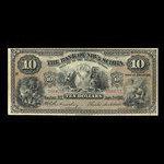 Canada, Bank of Nova Scotia, 10 dollars <br /> January 2, 1919