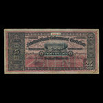 Canada, Government of Newfoundland, 25 cents <br /> 1913