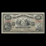 Canada, Bank of Nova Scotia, 10 dollars <br /> January 2, 1935