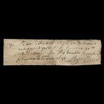 Canada, Charles LeGardeur de Tilly, 20 livres <br /> March 6, 1678