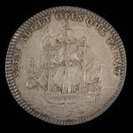 France, Company of the Indies, no denomination <br /> 1723