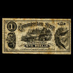 Canada, James Buchan, 1 dollar <br /> 1894