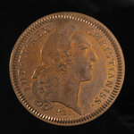 France, Louis XV, no denomination <br /> 1752