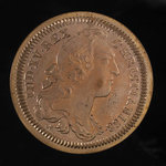 France, Louis XV, no denomination <br /> 1753