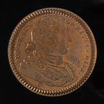 France, Louis XV, no denomination <br /> 1754
